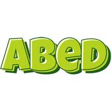 Abed summer logo