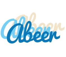 Abeer breeze logo