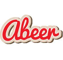 Abeer chocolate logo