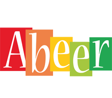 Abeer colors logo