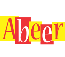 Abeer errors logo