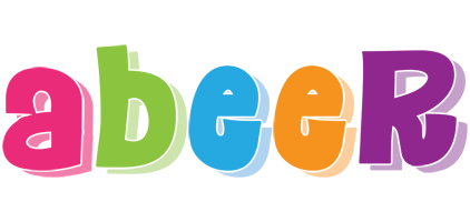 Abeer friday logo