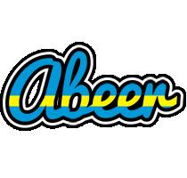 Abeer sweden logo