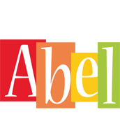 Abel colors logo