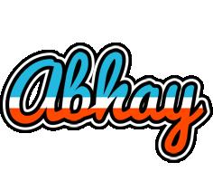 Abhay america logo