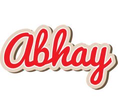 Abhay chocolate logo
