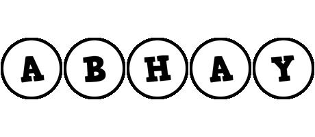 Abhay handy logo