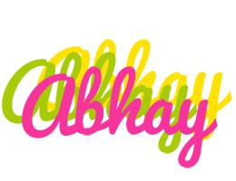 Abhay sweets logo