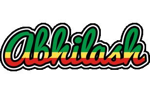 Abhilash african logo