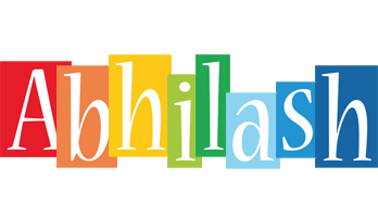 Abhilash colors logo
