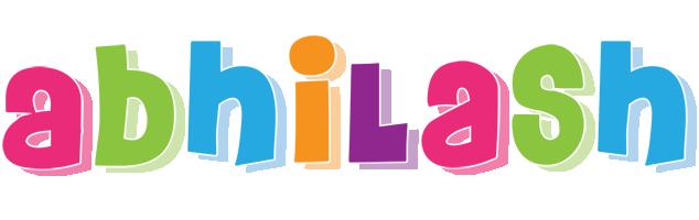 Abhilash friday logo