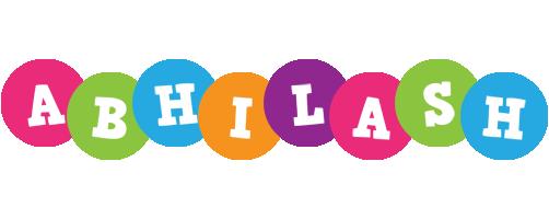 Abhilash friends logo