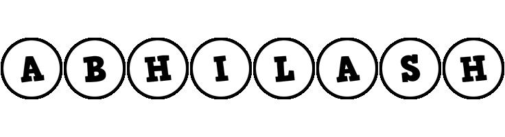Abhilash handy logo