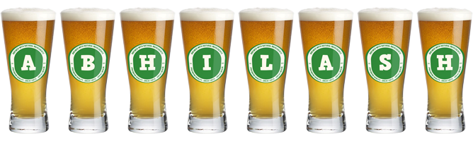 Abhilash lager logo