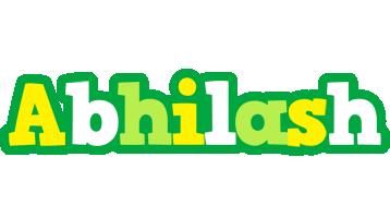 Abhilash soccer logo