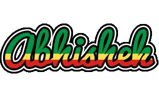 Abhishek african logo