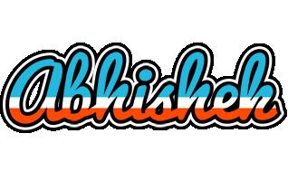 Abhishek america logo