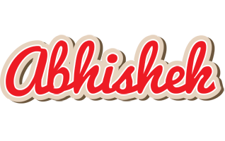 Abhishek chocolate logo