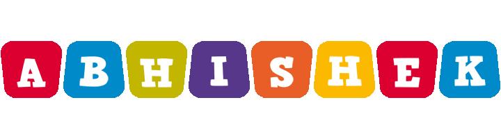 Abhishek daycare logo