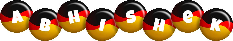 Abhishek german logo