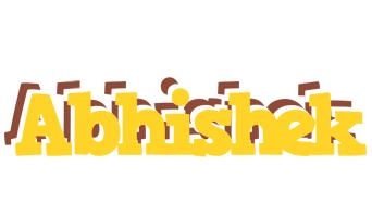 Abhishek hotcup logo