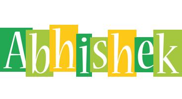 Abhishek lemonade logo