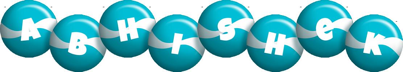 Abhishek messi logo