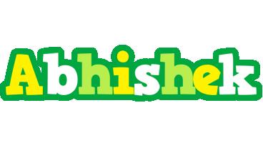 Abhishek soccer logo