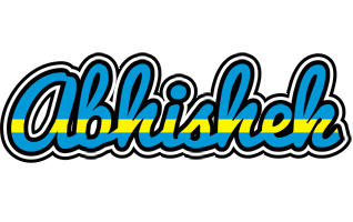 Abhishek sweden logo
