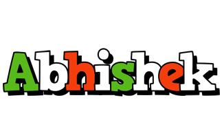 Abhishek venezia logo