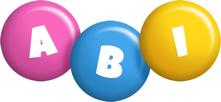 Abi candy logo