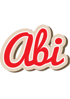Abi chocolate logo