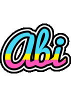 Abi circus logo