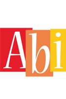 Abi colors logo