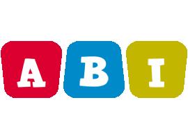 Abi daycare logo
