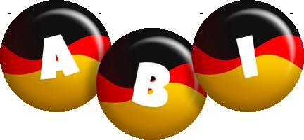 Abi german logo
