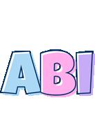 Abi pastel logo