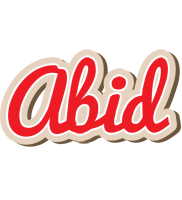 Abid chocolate logo