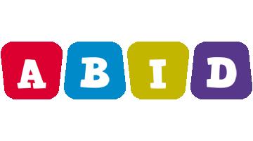 Abid daycare logo