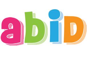 Abid friday logo