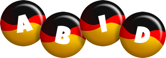 Abid german logo