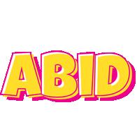 Abid kaboom logo