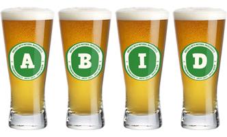 Abid lager logo