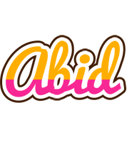 abid logo name logo generator smoothie summer