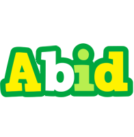 Abid soccer logo