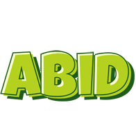 Abid summer logo
