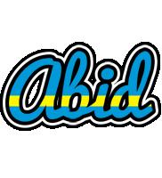 Abid sweden logo