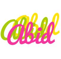 Abid sweets logo