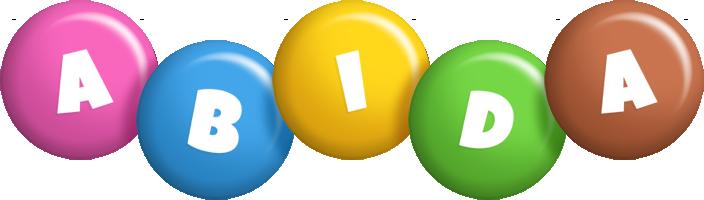 Abida candy logo
