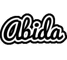 Abida chess logo